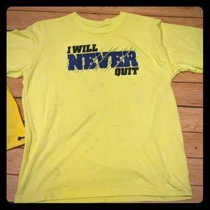 Under Armour Slogan T-Shirt